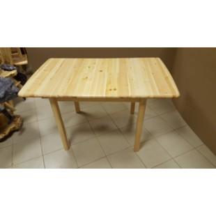 """Удивительный стол """"Терри"""" из плотного массива северной, карельской сосны. - описание, фото и цена в Москве."""