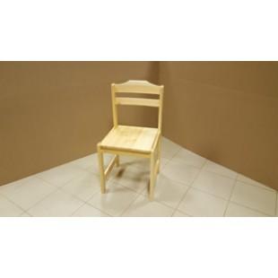 """Удивительный стул """"Ики"""" из плотного массива северной, карельской сосны. - описание, фото и цена в Москве."""