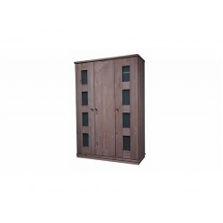 """Шкаф для одежды """"доминика"""" (3дв)"""