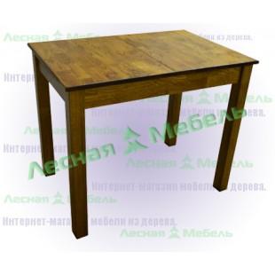 Стол раскладной из дуба Эльза - мебель в эко стиле.