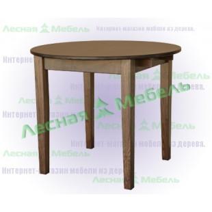Стол из дуба раскладной Марьян - каталог мебели в эко стиле