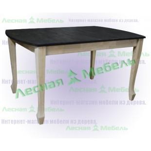 Стол из дуба раздвижной Вена из коллекции мебели в эко стиле.