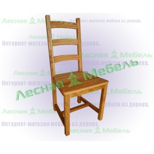 Надежный стул из дуба НОРД