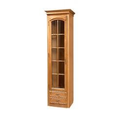 Шкаф для книг Элбург левый
