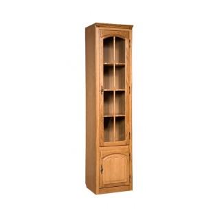 Однодверный шкаф Элбург из дуба.