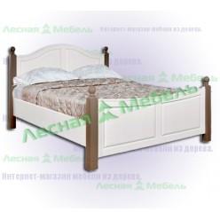 Кровать 2сп. без ящиков Ивала 180