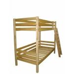Кровать двухъярусная Валерия (90)