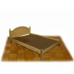 Кровать 1сп. (низкая спинка) (90)