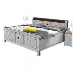 Кровать Мальме без ящиков (180)