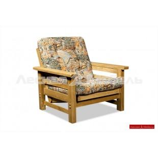 Удобное кресло из дуба Марсель