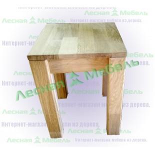 """Табурет из дуба """"Аляска SR"""" - мебель от производителя."""
