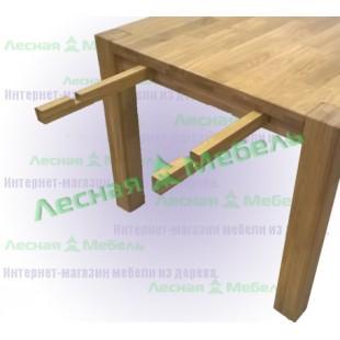 Как сделать раздвижной стол? Вставка к столу.