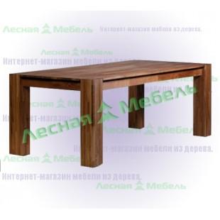 Стол из дуба обеденный, изготовленный в Лесная мебель.