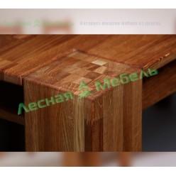 Стол обеденный Аляска SR (сечение ноги 140х140; стлш-40; фальшп.)
