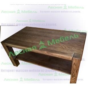 Журнальный стол из дуба можно купить в Москве.