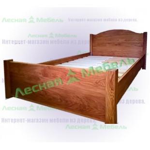 Кровать из массива дуба - от производителя безе переплат.