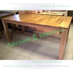 Купить дубовый стол Аляска