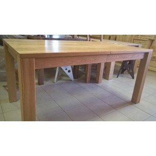 Стол из массива дуба от производителя - модель стола NSR по цене: