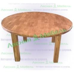 """Круглый обеденный стол """"Аляска"""""""