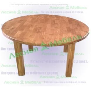 Круглый обеденный стол, купить круглый обеденный стол в Москве.