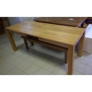 Стол раздвижной из массива дуба. Интернет-магазин Лесная мебель.