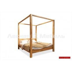 Кровать с балдахином (160)