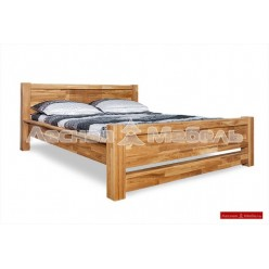 Кровать из дуба Бьорн (140/160/180)