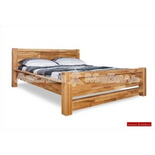 Кровать из дуба Бьорн