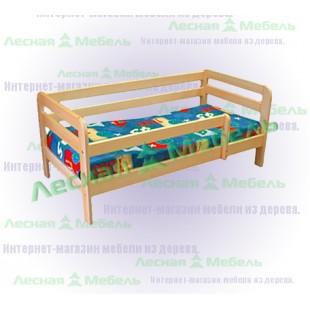 """Детская кровать из сосны """"Юни"""""""