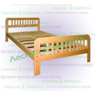 Кровать Генуя из сосны
