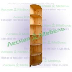 Угловая секция высокая (2410мм)