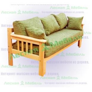 Раскладной диван из сосны Канада