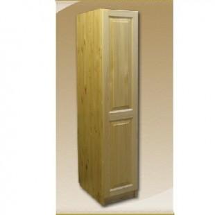 Шкаф для одежды из сосны