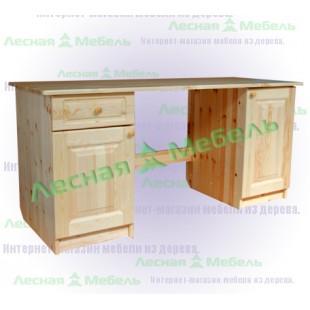 Двухтумбовый стол для школьника