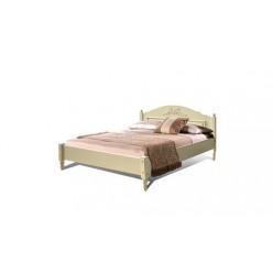 Кровать 2сп. Фиерта 4 (низкая спинка) (160)