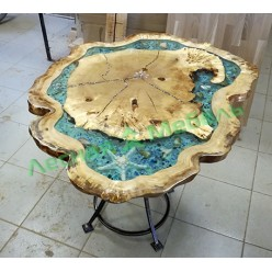 """Придиванный столик """"Лагуна"""""""