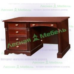Стол однотумбовый письменный Паола БМ-2170