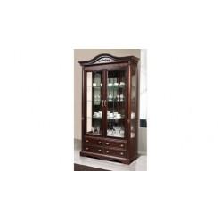 Шкаф-витрина Паола БМ-2114