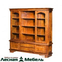 Шкаф книжный П01Б