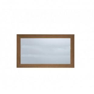 Зеркало навесное из массива дуба