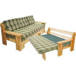 Диван -кровать 3х м. скандинавия