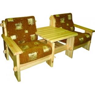 Кресло для двоих тандем.