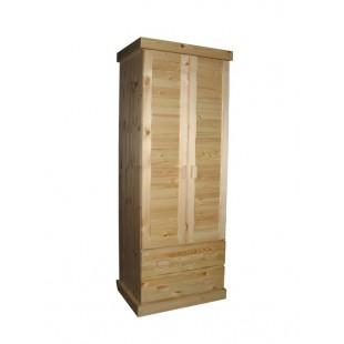Шкаф с ящиками для одежды Скандинавия