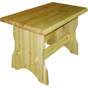 Стол обеденный из массива Скандинавия