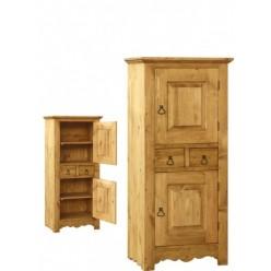 Шкаф для посуды Гранд ОМД РР с полными дверями GRAND HOMME DEBOUT PP