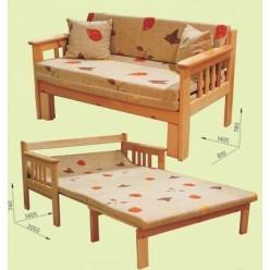 Диван -кровать 2х местный Канада