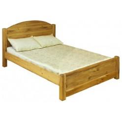 Кровать LMEX PB (120/140/160/180/200) с низким изножьем