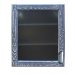 Шкаф настенный со стеклянной дверью (Н720)