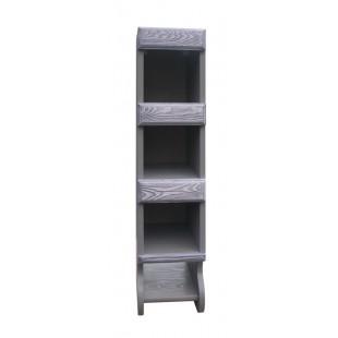 Настенный шкаф с полками