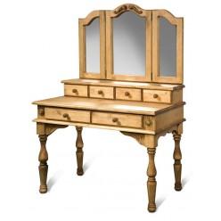 Стол туалетный с зеркалом Викинг GL